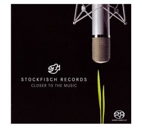 Stockfisch Records - Closer to the music Vol. 1. Płyta CD/SACD.