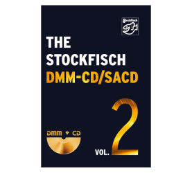 Stockfisch - DMM-CD/SACD vol. 2. Płyta CD/SACD.