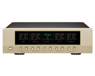 Accuphase DF-65. Referencyjny procesor cyfrowy.