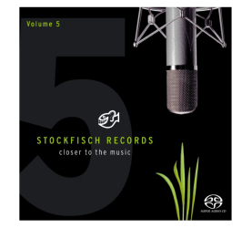 Stockfisch Records - Closer to the music Vol. 5. Płyta CD/SACD.