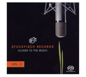 Stockfisch Records - Closer to the music Vol. 2. Płyta CD/SACD.