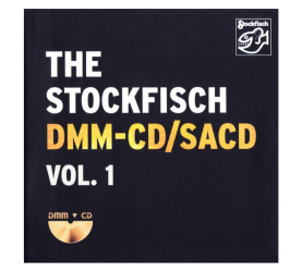 Stockfisch - DMM-CD/SACD vol. 1. Płyta CD/SACD.