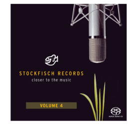 Stockfisch Records - Closer to the music Vol. 4. Płyta CD/SACD.