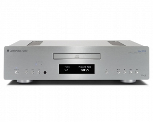 Cambridge Audio Azur 851C srebrny. Odtwarzacz płyt CD z DAC. (OUTLET)