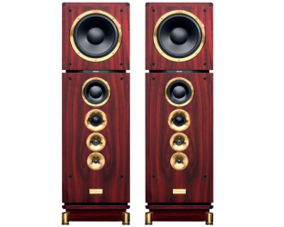 Dynaudio Consequence Ultimate Edition rosewood. Kolumna podłogowa.